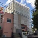 スーパーの外壁塗装
